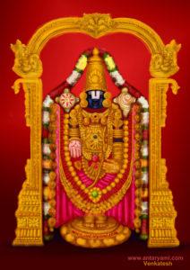 Lord-Venkateshwara