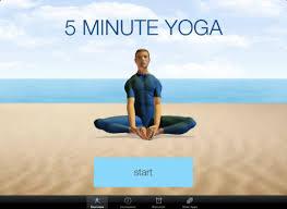 yoga review 5 minute yoga app  antaryami